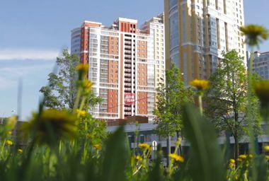 Жилой комплекс «Лондон парк» принимает новоселов