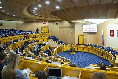 XI Съезд строителей Ленинградской области, 12 февраля 2019 года
