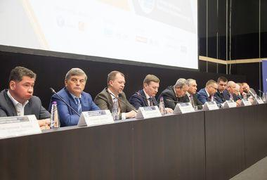 VI  Съезд строителей Северо-Запада России, 17 апреля 2018 года, КВЦ «Экспофорум»