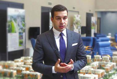 Анзор Берсиров: «Комплексные проекты – это полноценные города».