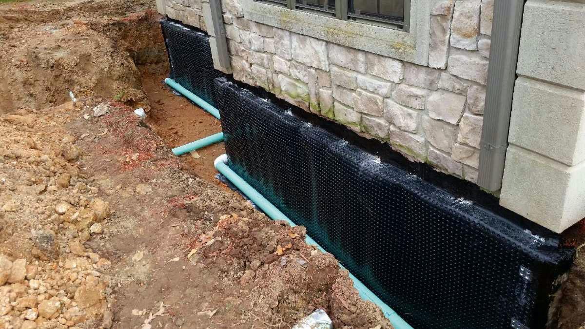 Оклеечная гидроизоляция бетона стекловолокно в бетон купить