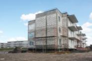 Строительство ЖК Yolkki Village подошло к завершающему этапу