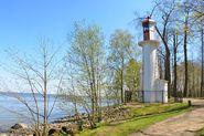 Петергофский южный маяк стал памятником регионального значения