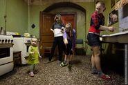 Количество коммунальных квартир в Петербурге сократилось
