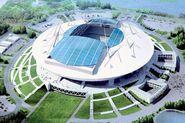 ФИФА в сентябре проинспектирует строительство «Зенит-Арены»