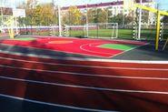 В Купчино построят два современных школьных стадиона