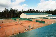 Здание теннисной академии во Всеволожске продадут на торгах
