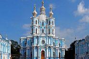 Переданный РПЦ Смольный собор не будут закрывать от туристов